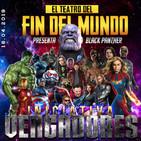 El Teatro del Fin del Mundo 25. INICIATIVA VENGADORES Nº18 Black Panther, con Albert PR17