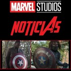 MSN 70 - Marvel Arena I: El Nuevo Capitán América