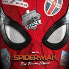 Dream Land Planet - [Spiderman far from home] #microreviewsdemierda Ep.1