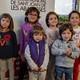 Castanyes, moniatos i panellets amb els alumnes de l'IE Mestre Andreu