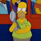 El Super Bowl y las predicciones de los Simpsons.
