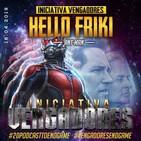 HF 9x24 Iniciativa Vengadores 12: Ant Man