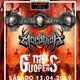 Rock Machine : Los Barones, Zarpa, Total Death, Mordhida #Programa66