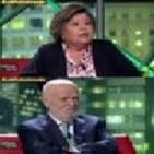 José Antonio Martín Pallín, magistrado y Cristina Almeida, abogada - #L6NPallinAlmeida