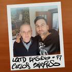 #77: Carlos Barruso - Fin de vida