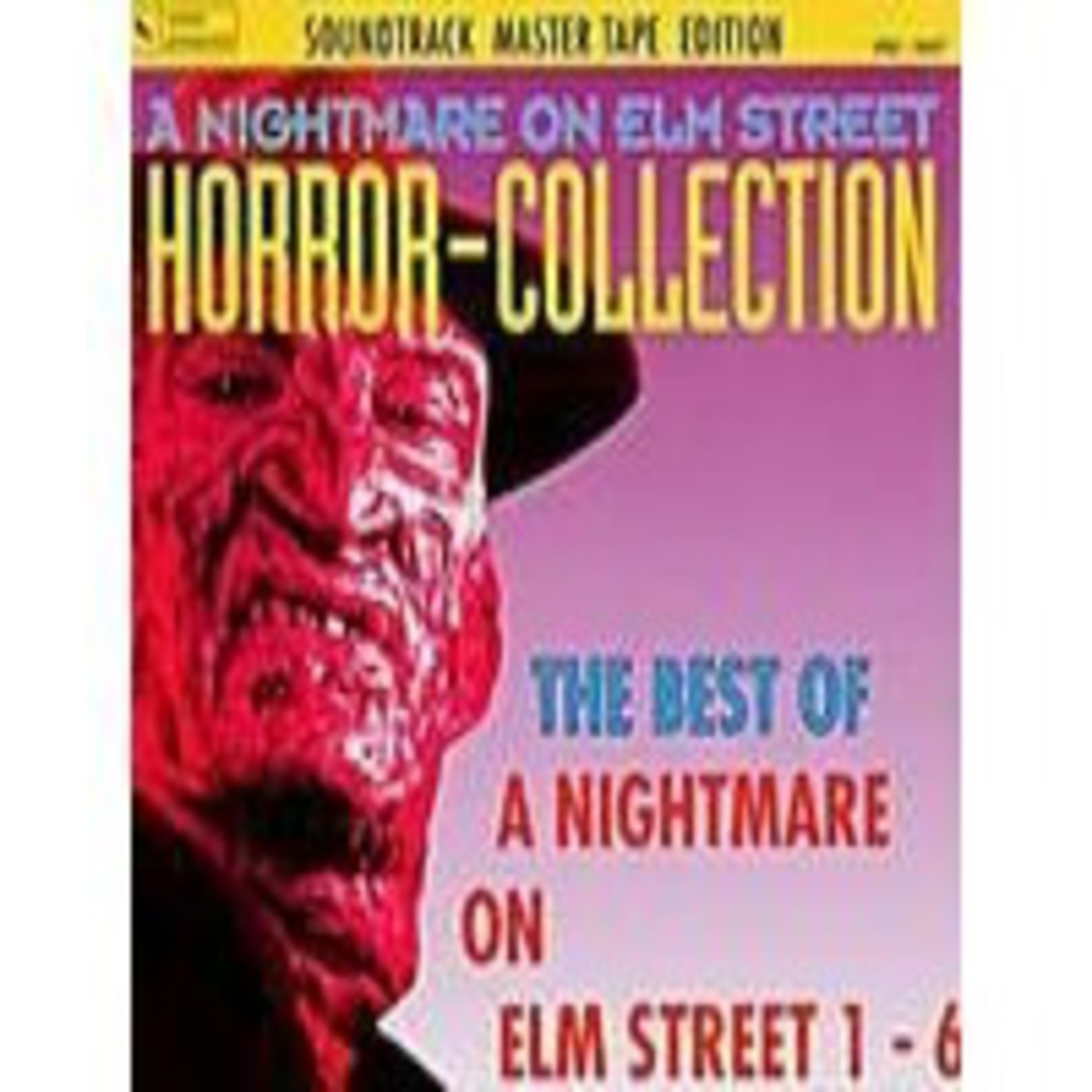 Bandas sonoras para recordar (42): The Best of A Nightmare on Elm Street 1 a 6