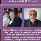 momo 15 · Viene compartir... Ignacio Pereda fundador de Escuela de Solidaridad