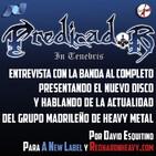 Entrevista de hora y media con PREDICADOR - Para A New Label y Redhardnheavy.com