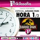 HORA 1/3. JURASSIC PARK. Presentación + La película + Fallos históricos.