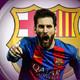 El escudo del Barça es Messi