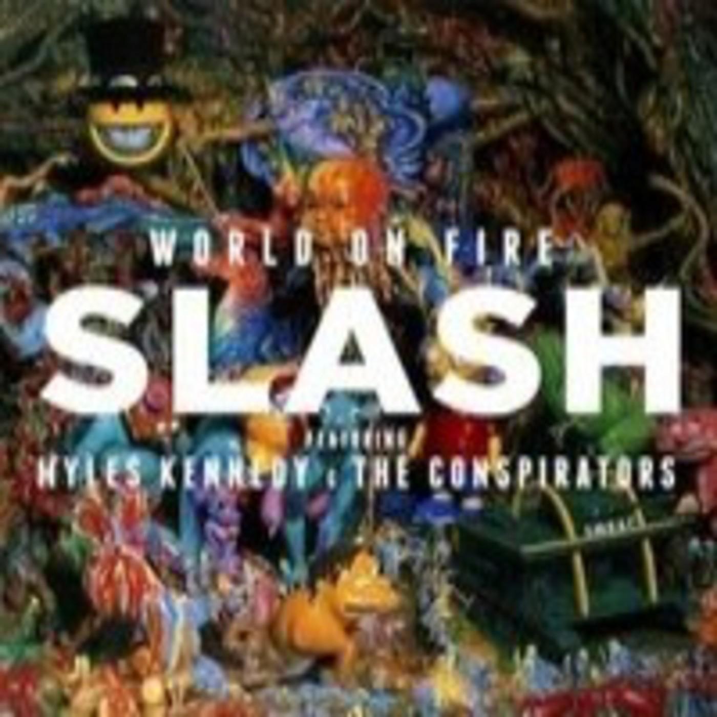 973 - Slash Featuring Myles Kennedy and the Conspirators - 50s con Dako