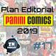 ZNPodcast #17 - Plan Editorial Panini Comics 2019