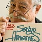 Podcast Comikaze #141: Especial Sergio Aragonés