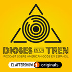DIOSES 15: American Gods S02E03. Muninn