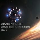 Charlas desde el aislamiento Vol 5 (Code 8, 15-17 to Paris, Daybreakers, Timecop, Westwor