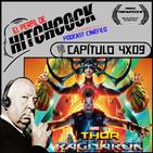 El Perfil de Hitchcock 4x09: A ghost story, Thor Ragnarok y Trenes rigurosamente vigilados.
