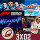 GR (3x02) DragonQuest XI,The Messenger,PES 2019,F1 2018/E-Sports y las Olimpiadas,Remake Metal Gear y actor The Witcher