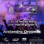 Noches de Disco | Los 10 temas disco que más le gustan a Alejandro Oropeza