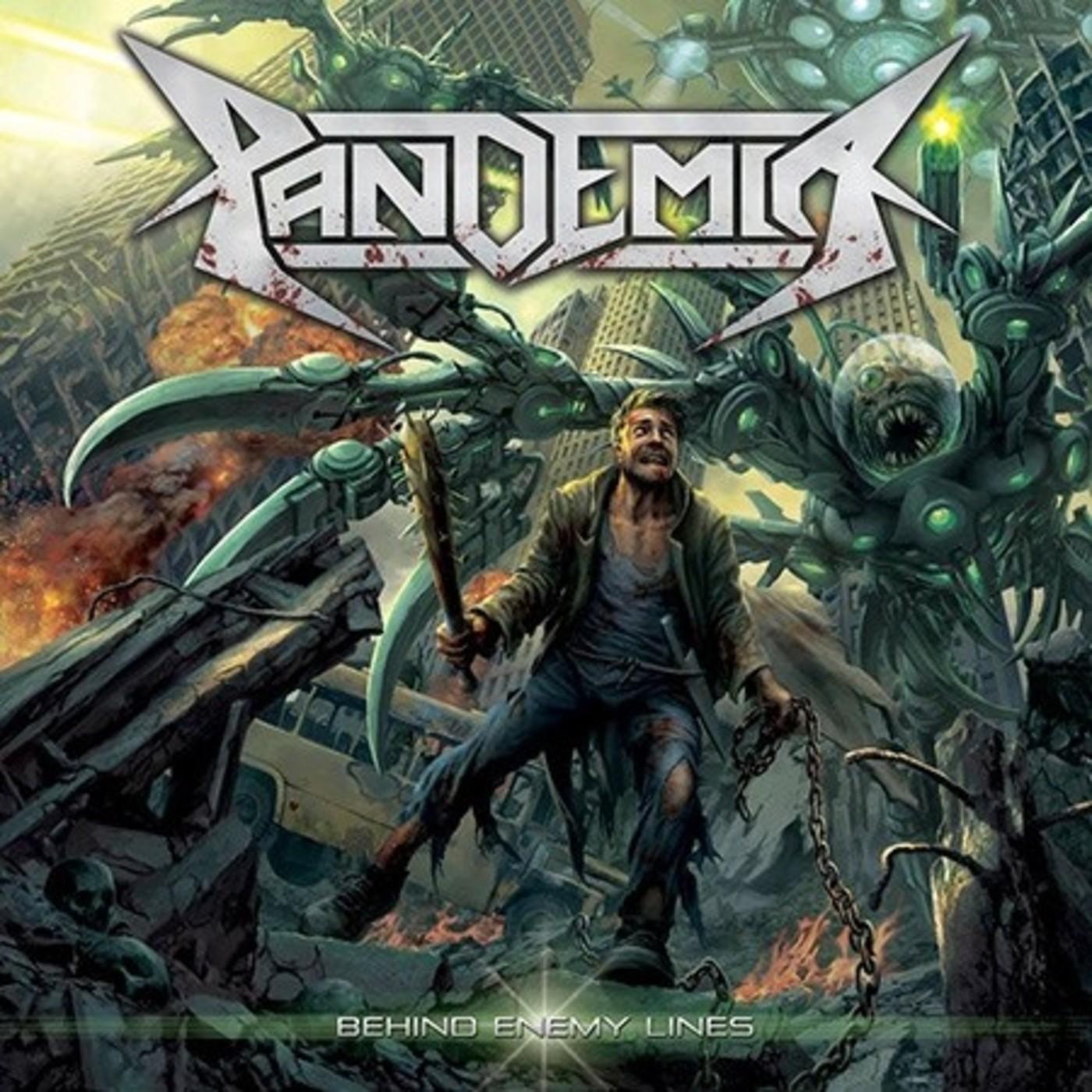 1133 - Pandemia - Insaniam