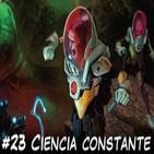CVB Tomos y Grapas, Cómics - Capítulo # 23 - Ciencia constante