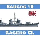B-10#09 Destructores Clase Kagero, Centinelas de la Flota Combinada