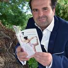 Entrevista a Antonio César Morón, autor de 'Los cinco estigmas del éter' (Ed. Fundamentos)