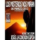 Programa 44: 'Jesús, la conexión egipcia con José de Zor' y 'El reloj de faltriquera solar con Carlos Mesa'