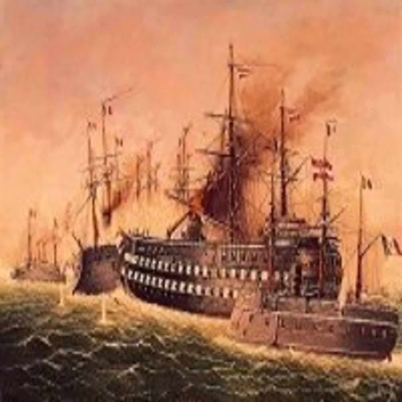 EstíoCast 16 - Batalla de Lissa 1866