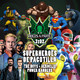 3x02 - Superhéroes de pacotilla: The boys + HeroClix + Power Rangers