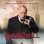 Churchill (2017) #Thriller #Biográfico #Política #peliculas #podcast #audesc