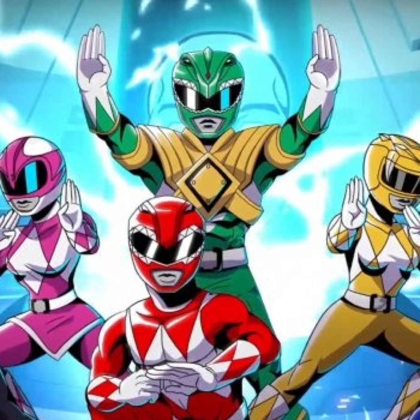 Select GAME Start 03: Mighty Morphin Power Rangers Mega Battle