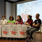"""""""Les revoltes del precariat. La realitat del moviment obrer en el segle XXI"""" XIX Jornades Llibertàries CGT València"""