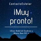 PRESENTACIÓN ContactoEstelar con Gabriel Cedres y Macu San Gil