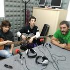 Jabi y los Rockadictos (Entrevista 12/4/17 Santurtzi Irratia)