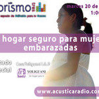 Un hogar seguro para mujeres embarazadas