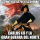 La Tortulia se fue a la guerra - Carlos XII y la gran guerra del norte.