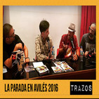 Trazos 21/09/16: Jornadas de Avilés 2016