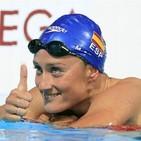 Mireia se sumerge en pos de la gloria olímpica