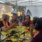 Fiesta Tropical #LaAgrupa Entrevista Integrantes CAMB Pinto