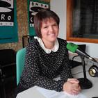 Patricia Jiménez, de charra en el recreo