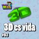 The Breves W.E.A.S. - #03 - 3D es vida.