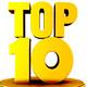 Top ten ranking 24-08-2019