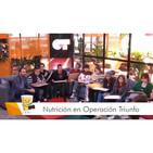 Nutrición en Operación Triunfo ¿Cómo fue la preparación de la charla?