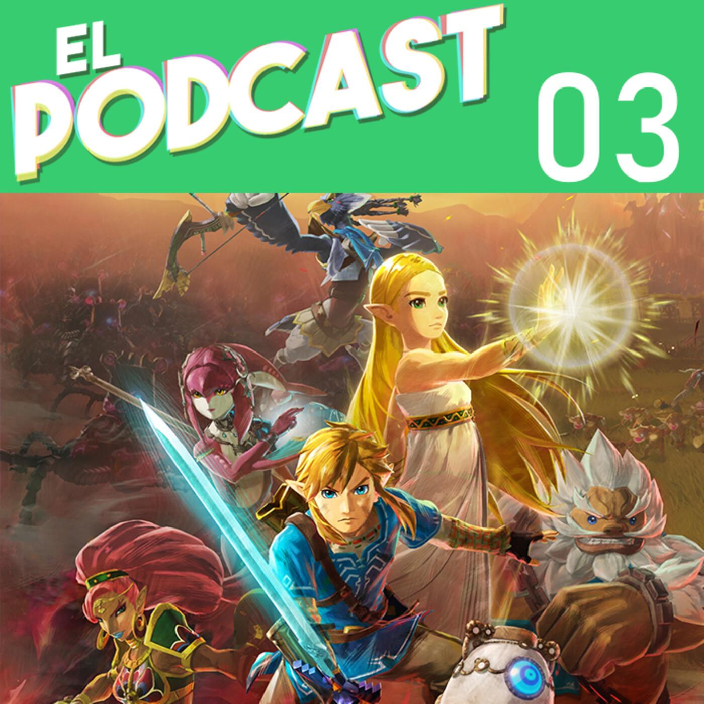 El Podcast #03: ¡Sí te gustan los MUSOU pero no lo sabes! + Declaraciones de Phil Spencer.