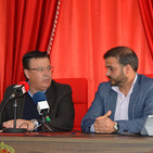 Presentación datos turísticos de Iznájar en 2019
