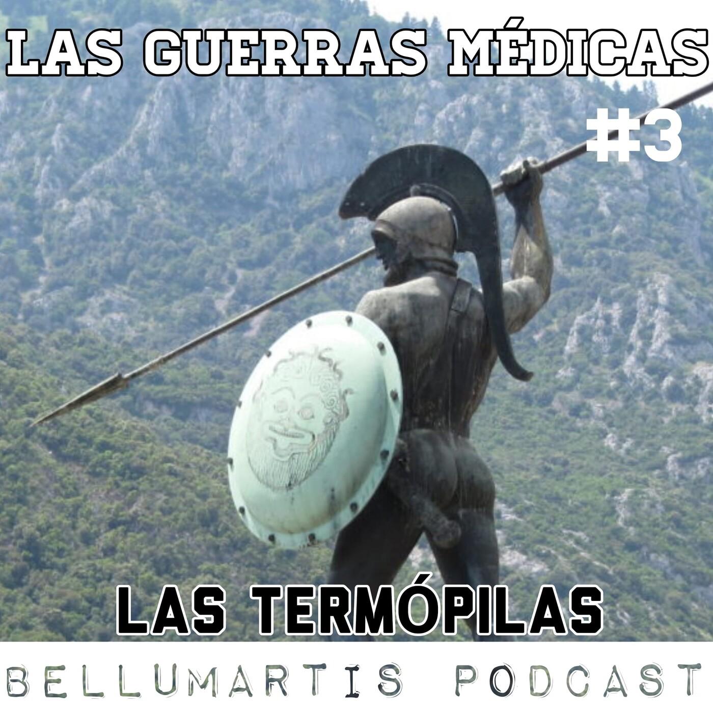 LAS GUERRAS MÉDICAS #Cap. 3: Las Termópilas y la Segunda Guerra Médica