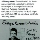 """""""EL BANQUETAZO"""" DE ENRIQUE GUERRERO AVIÑA"""