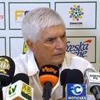 Rueda de prensa Bucaramanga Vs Junior.