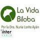 La Vida Biloba Dra. Nuria Lorite, Colon irritable, Ginkgo, corazón, tensión arterial, control de peso