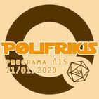 Polifrikis #015 - 21/01/2020